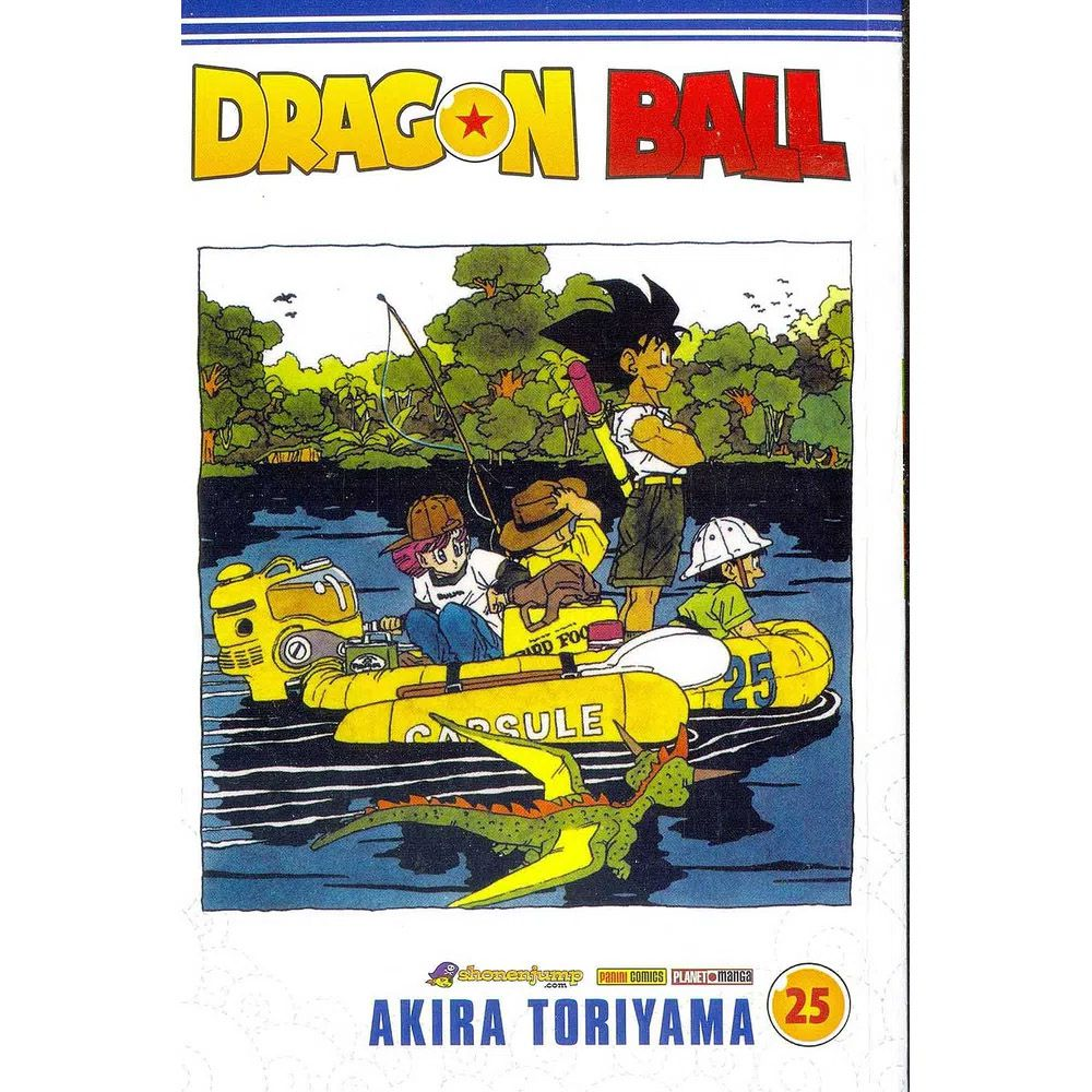 Dragon Ball - Volume 25 - Usado