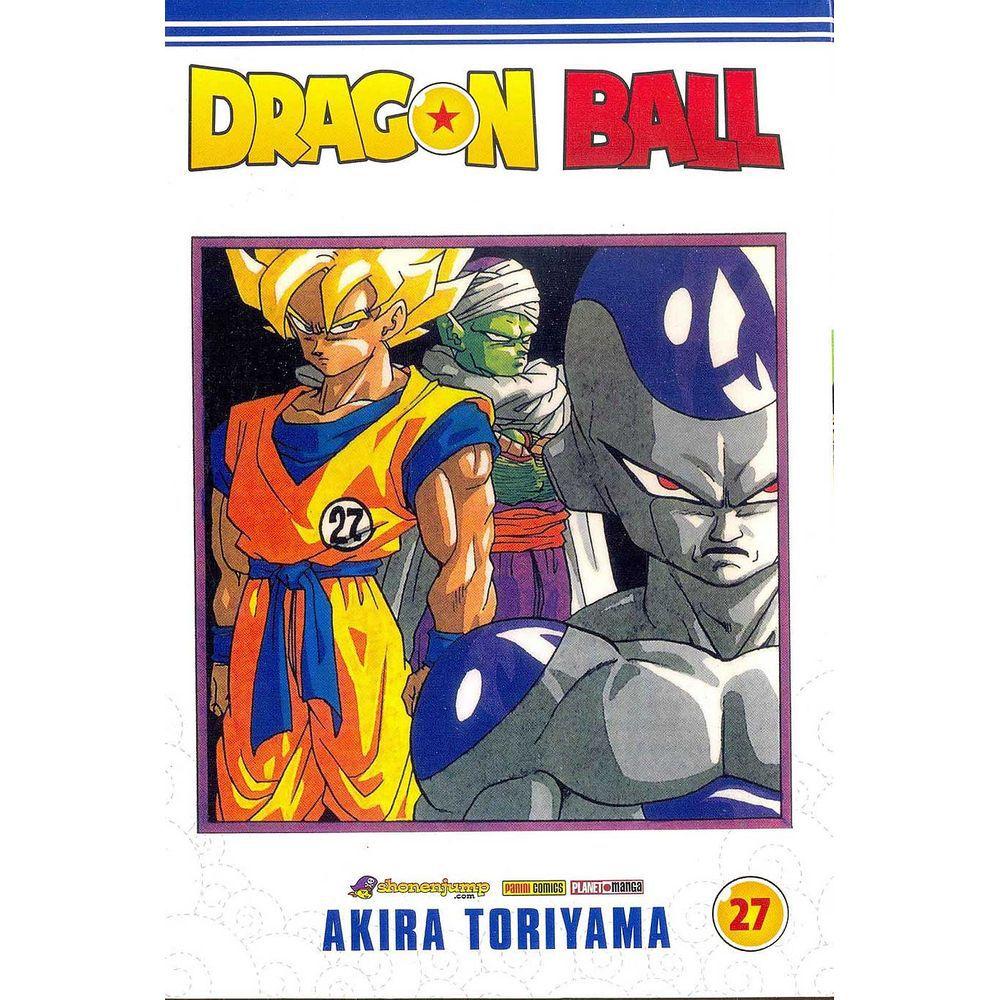 Dragon Ball - Volume 27 - Usado