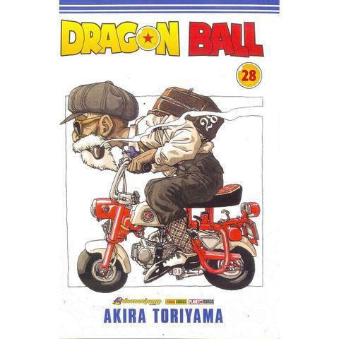 Dragon Ball - Volume 28 - Usado