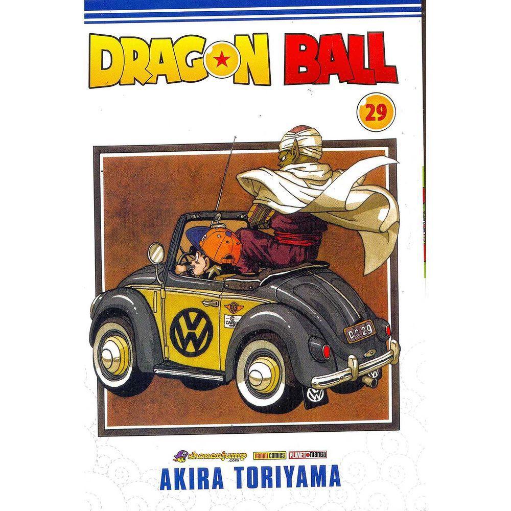 Dragon Ball - Volume 29 - Usado