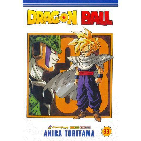 Dragon Ball - Volume 33 - Usado