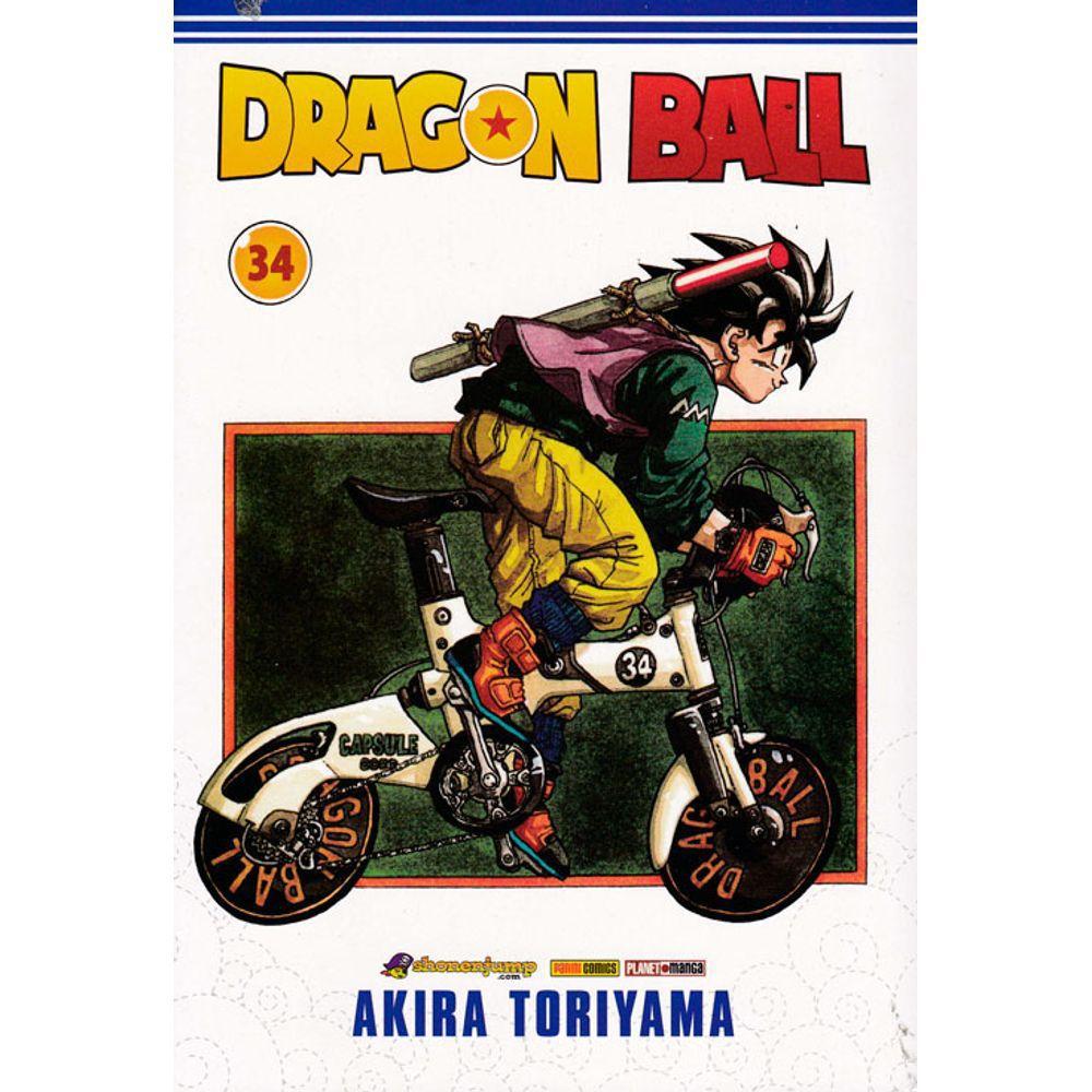 Dragon Ball - Volume 34 - Usado