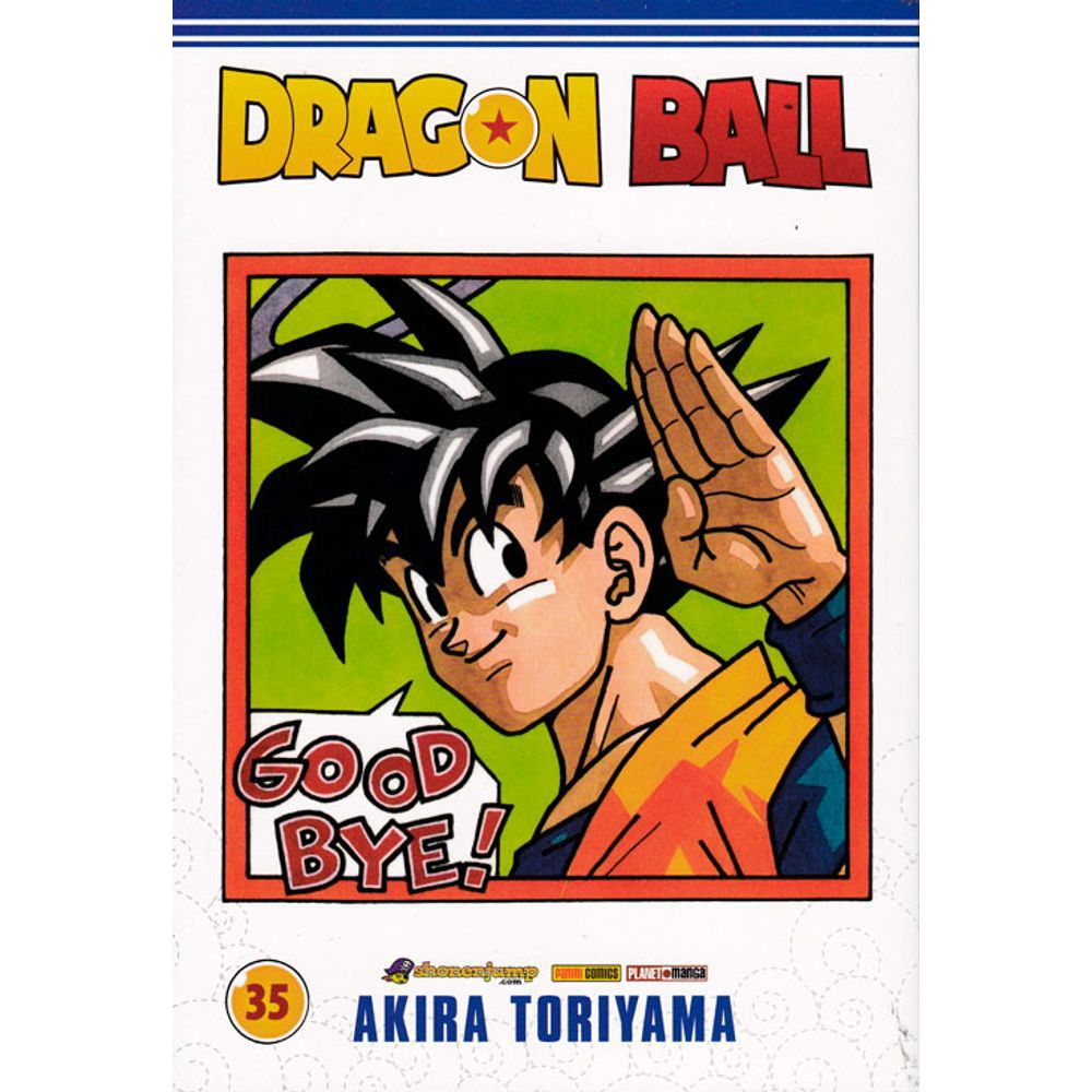 Dragon Ball - Volume 35 - Usado