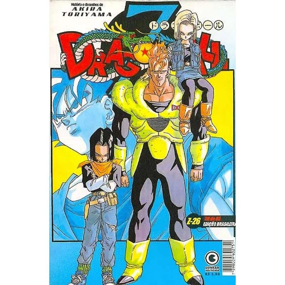 Dragon Ball Z - 1ª Edição - Volume 26 - Usado