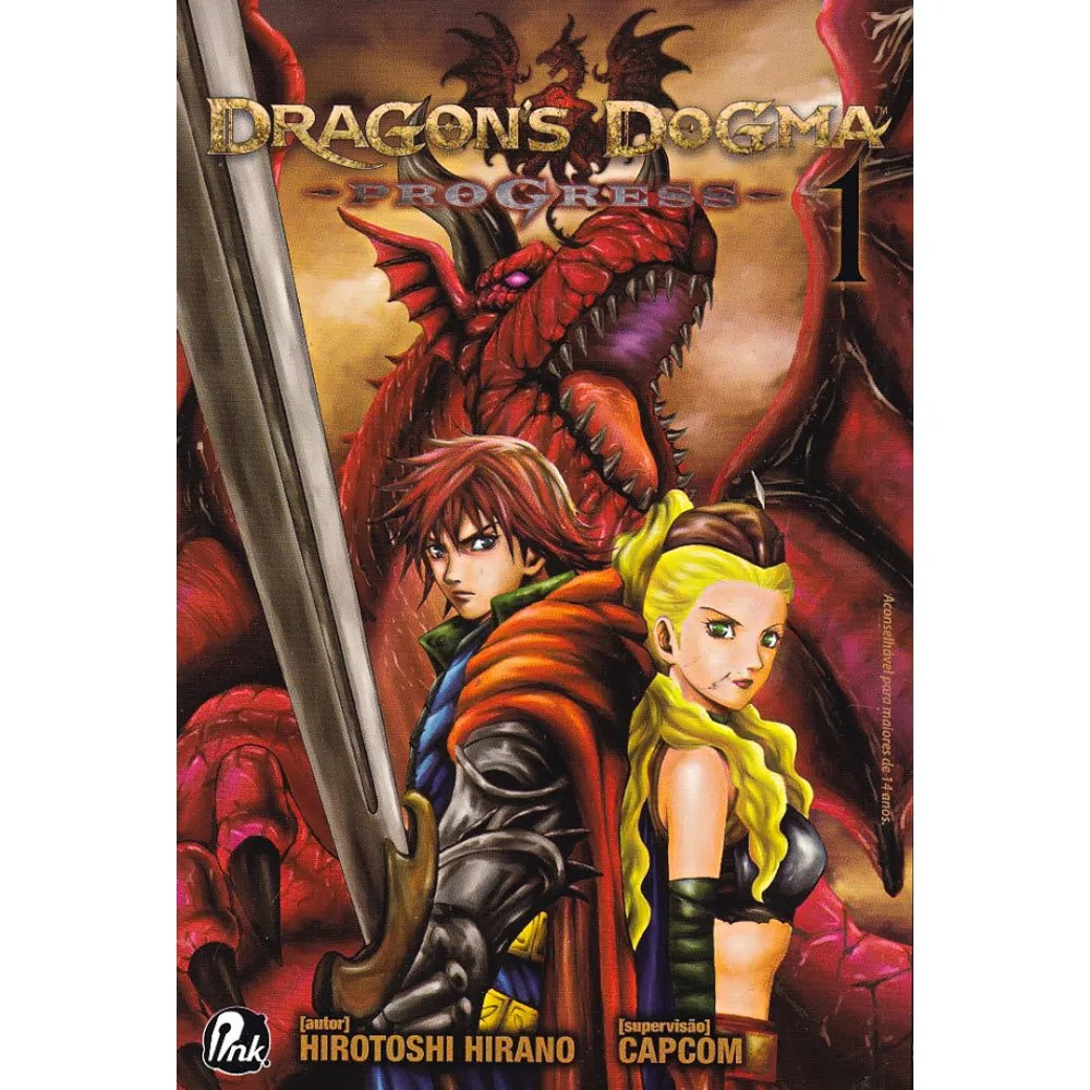 Dragon's Dogma Progress - Volume 01 - Usado