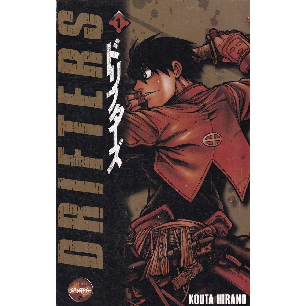 Drifters - Volume 01 - Usado