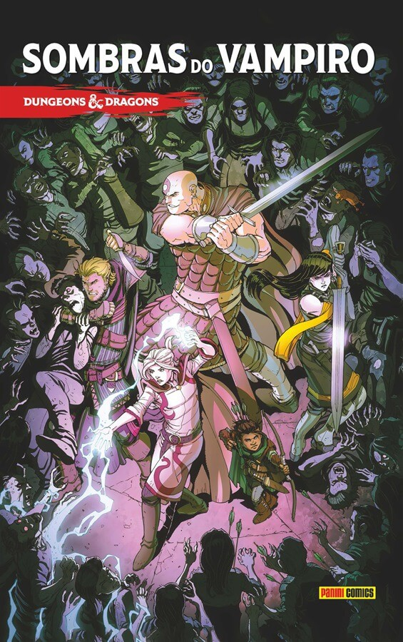 Dungeons & Dragons - Sombras do Vampiro - Volume 02