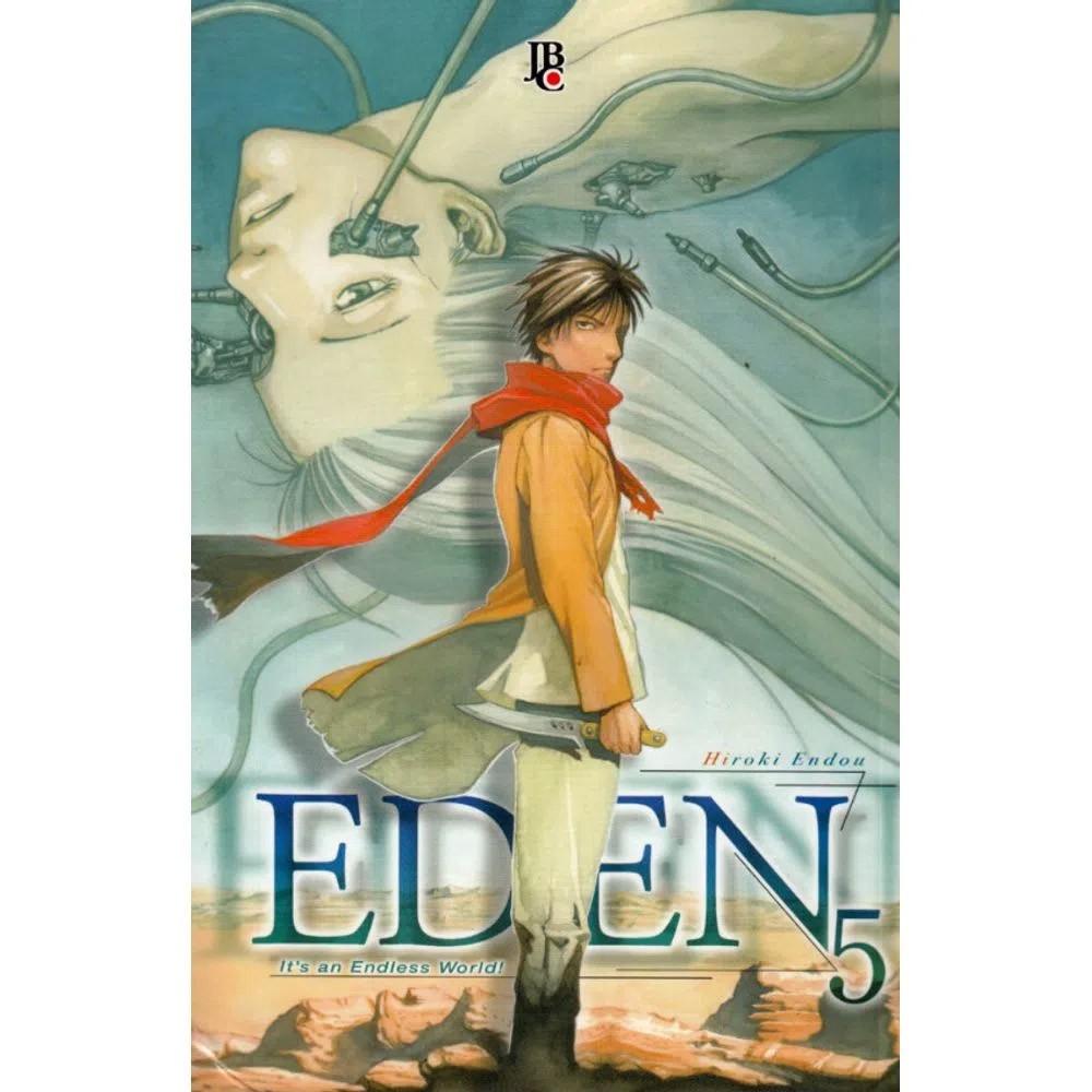 Eden: It's An Endless World! - Volume 05