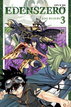 Edens Zero - Volume 03