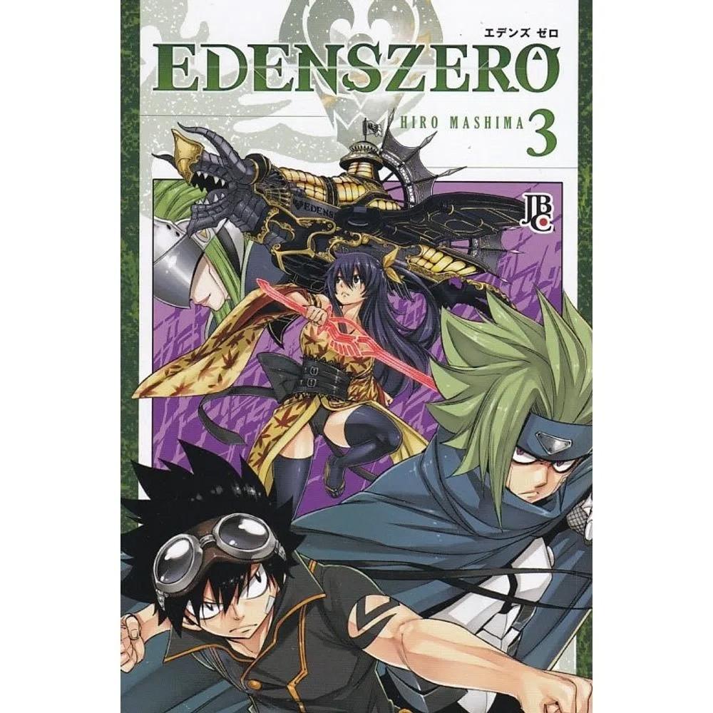 Edens Zero - Volume 03 - Usado
