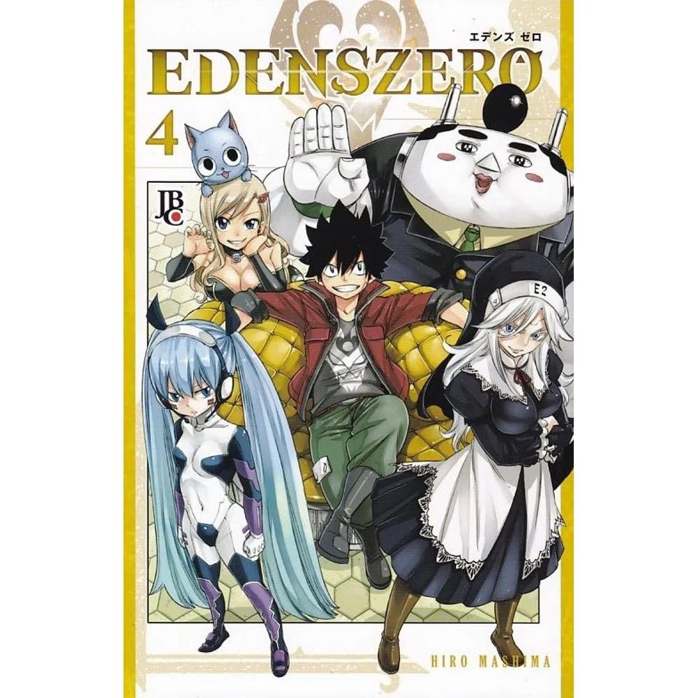 Edens Zero - Volume 04 - Usado