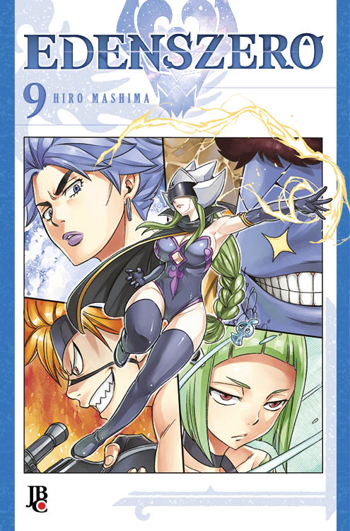 Edens Zero - Volume 09