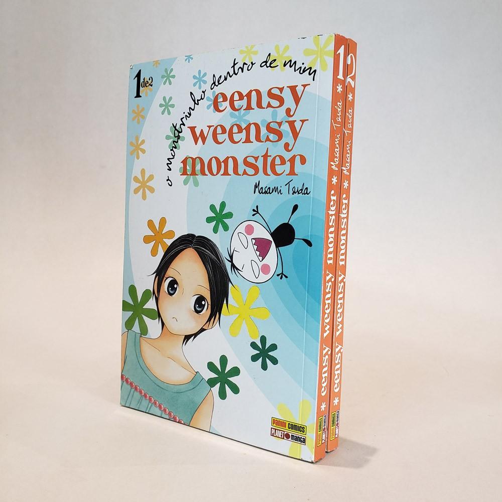 Eensy Weensy Monster - 1 e 2 - Coleção Completa - Pack