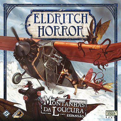 Eldritch Horror - Montanhas da Loucura - Expansão