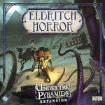 Eldritch Horror - Sob as Pirâmides - Expansão