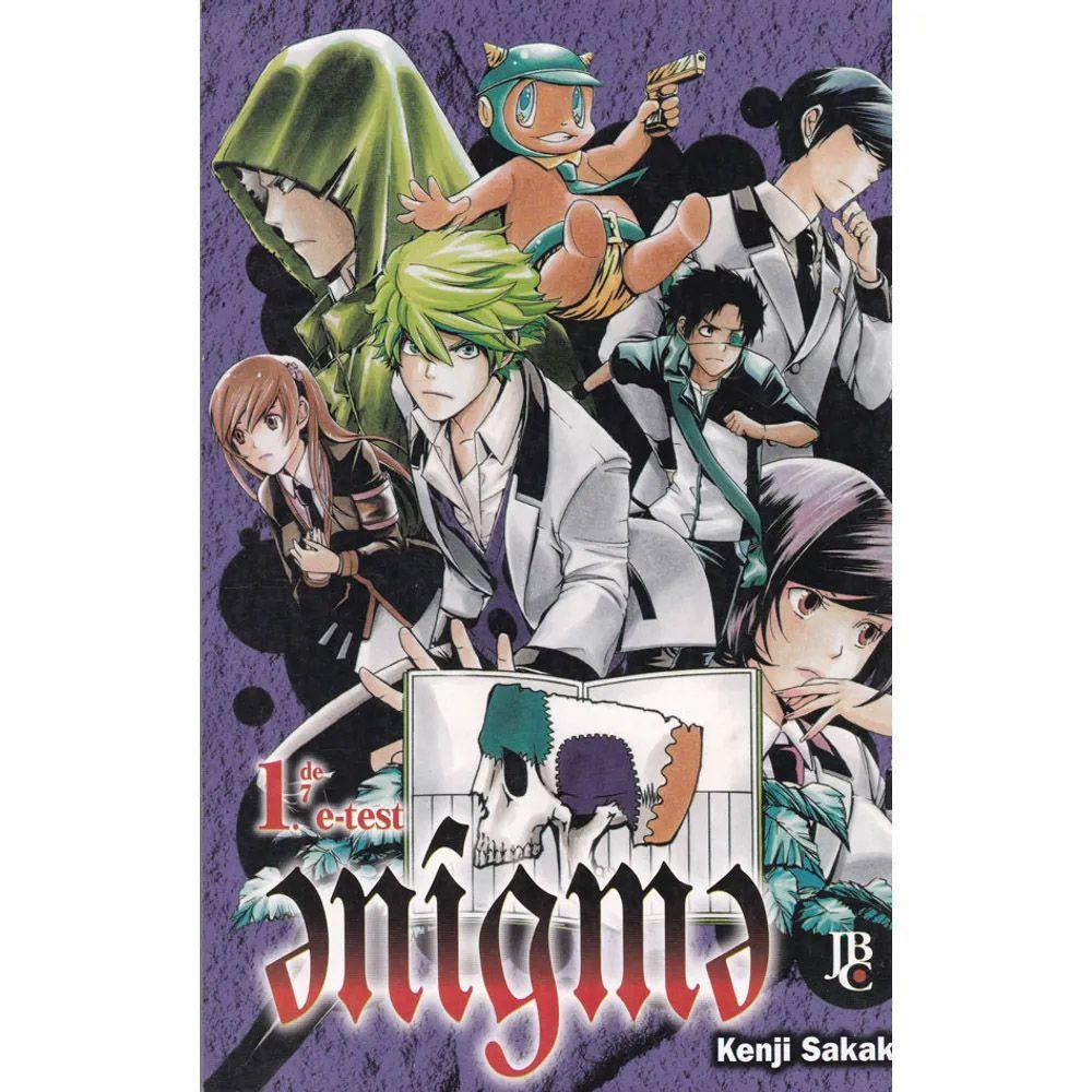 Enigma - Volume 01 - Usado