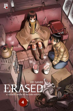 Erased - Volume 04