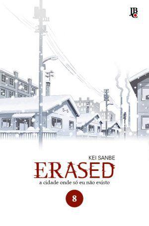 Erased - Volume 08