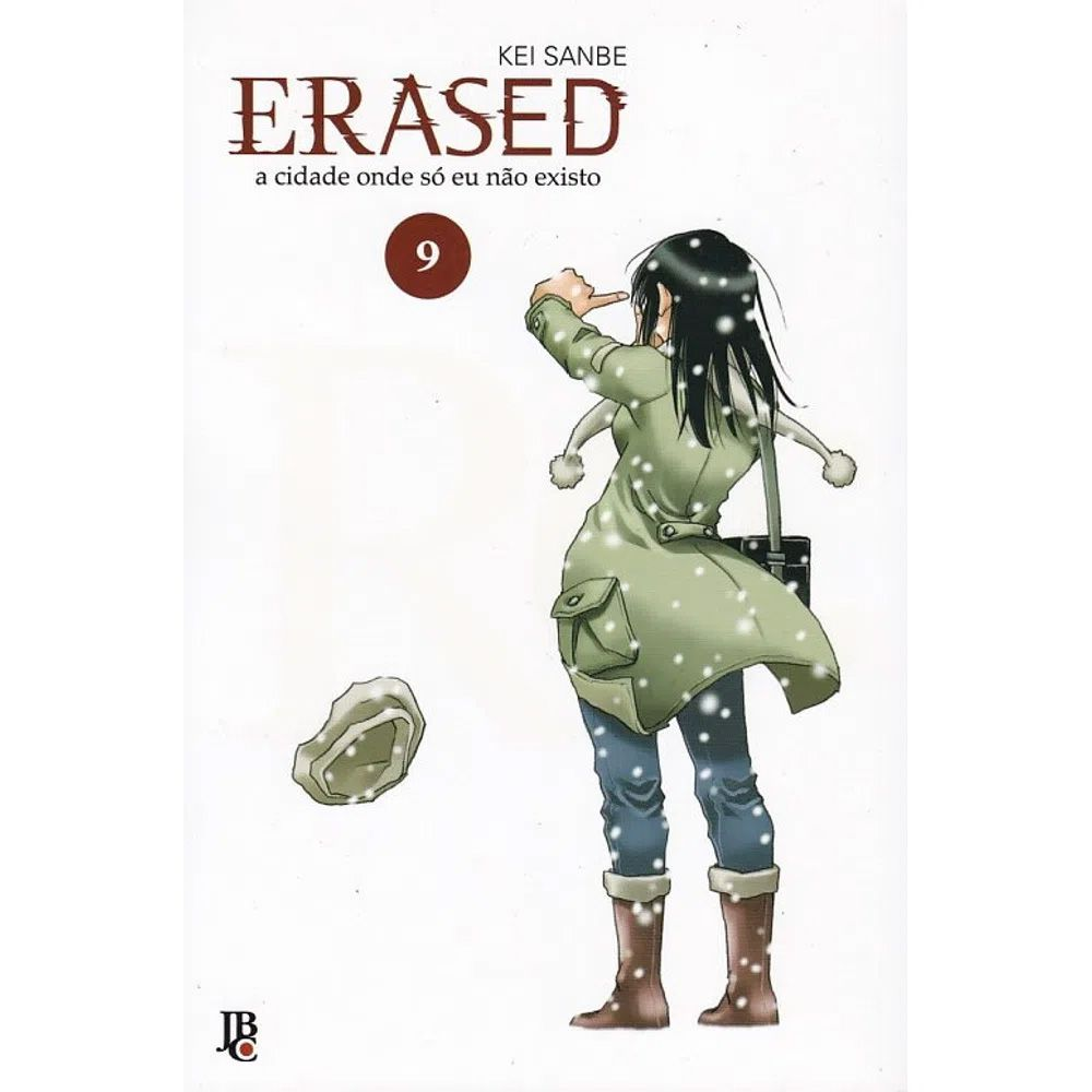 Erased - Volume 09