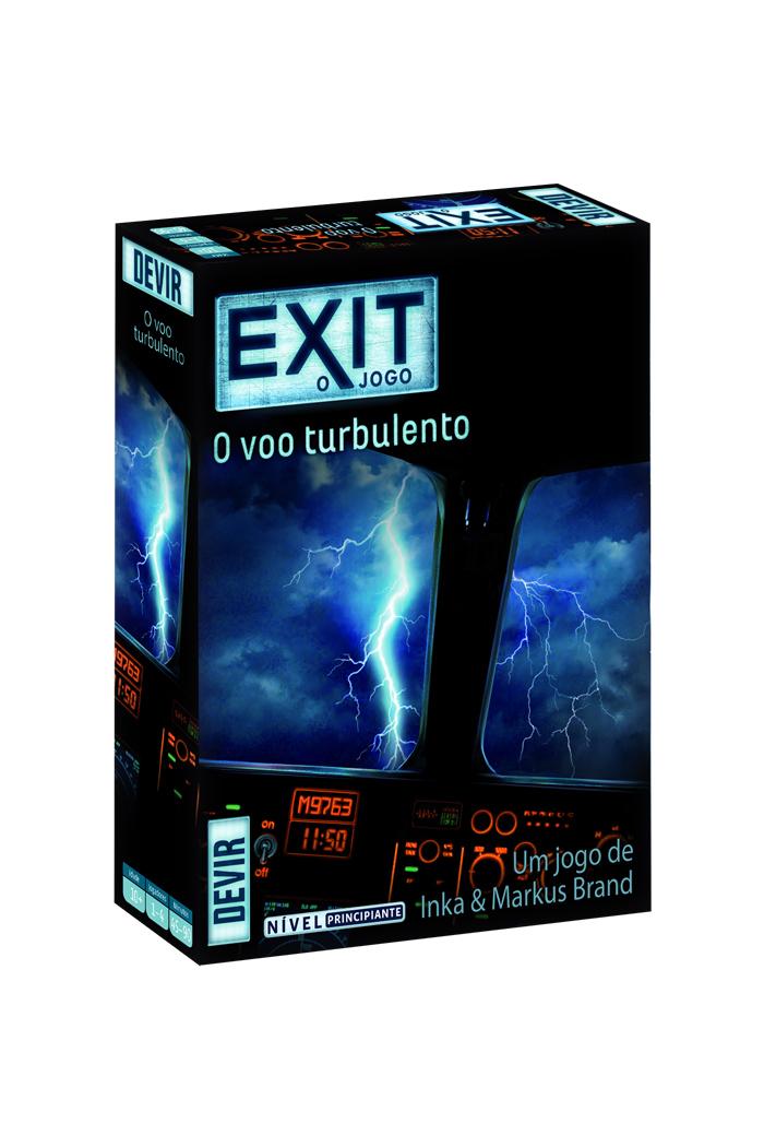 Exit - O Voo Turbulento