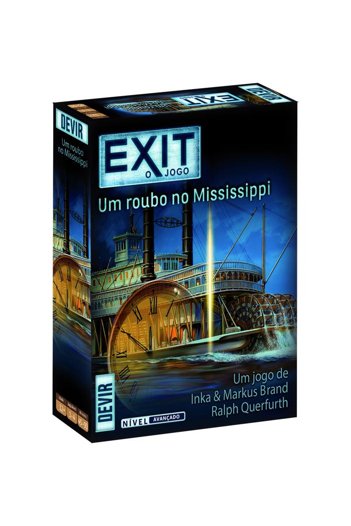 Exit - Um Roubo no Mississippi