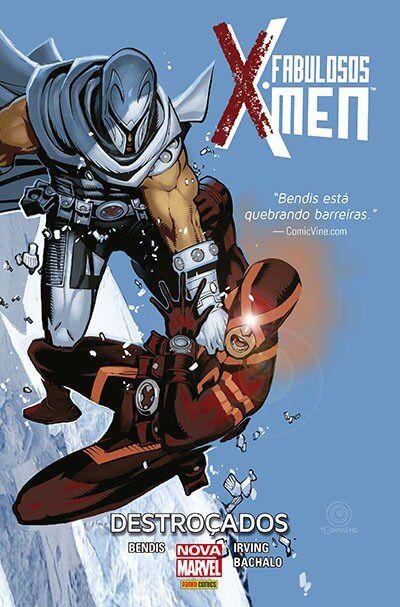 Fabulosos X-Men Destroçados