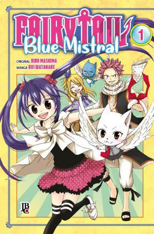 Fairy Tail Blue Mistral - Volume 01
