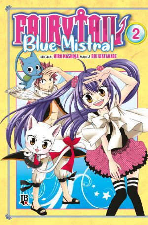 Fairy Tail Blue Mistral - Volume 02