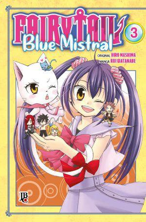 Fairy Tail Blue Mistral - Volume 03