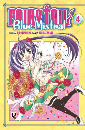 Fairy Tail Blue Mistral - Volume 04