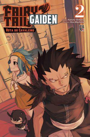 Fairy Tail Gaiden - Volume 02 - Usado