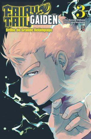 Fairy Tail Gaiden - Volume 03 - Usado