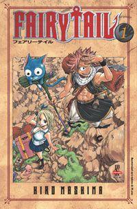 Fairy Tail - Volume 01 - Usado