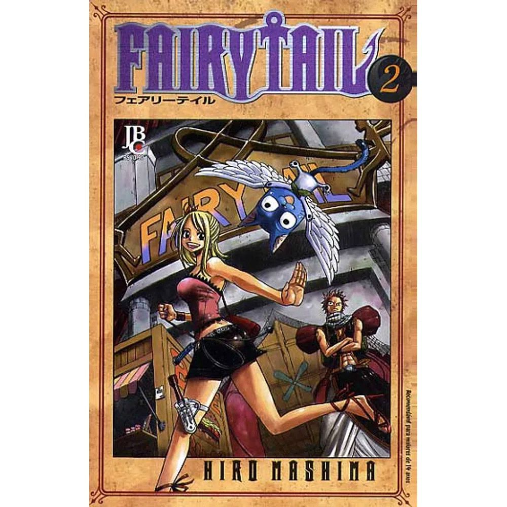 Fairy Tail - Volume 02