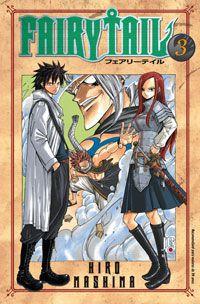 Fairy Tail - Volume 03 - Usado