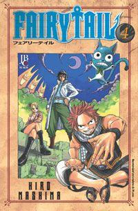 Fairy Tail - Volume 04 - Usado