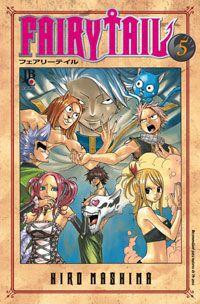 Fairy Tail - Volume 05 - Usado