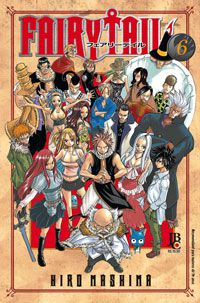 Fairy Tail - Volume 06 - Usado