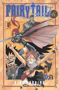 Fairy Tail - Volume 08 - Usado
