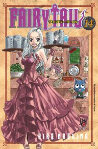 Fairy Tail - Volume 14 - Usado