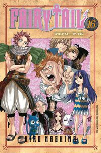 Fairy Tail - Volume 16 - Usado