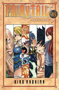 Fairy Tail - Volume 18 - Usado