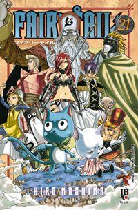Fairy Tail - Volume 21 - Usado