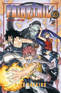 Fairy Tail - Volume 23 - Usado