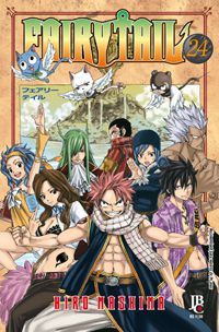 Fairy Tail - Volume 24 - Usado