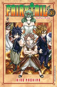 Fairy Tail - Volume 36 - Usado
