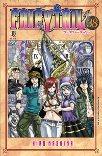 Fairy Tail - Volume 38 - Usado