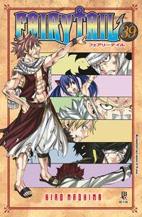 Fairy Tail - Volume 39 - Usado