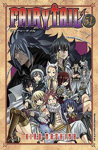 Fairy Tail - Volume 51