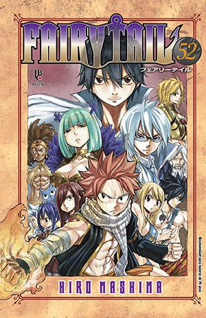 Fairy Tail - Volume 52